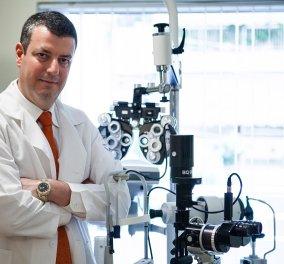 Συνταρακτικό άρθρο του Δρ Μάλλια Ιωάννη: Οι επιπτώσεις της παρατεταμένης χρήσης του κινητού στα μάτια - Ακόμη και απώλεια όρασης - Κυρίως Φωτογραφία - Gallery - Video