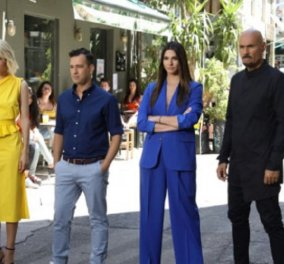 """Τηλεοπτικές πρεμιέρες απόψε με """"8 λέξεις"""" στον ΣΚΑΙ & Greece's Next Top Model στο Star (φώτο -βίντεο) - Κυρίως Φωτογραφία - Gallery - Video"""