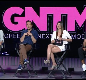 GNTM 2: Κορίτσια & φίδια: Οι υποψήφιες θα φωτογραφηθούν με τα τρομακτικά ερπετά ως πρώτη δοκιμασία (βίντεο) - Κυρίως Φωτογραφία - Gallery - Video