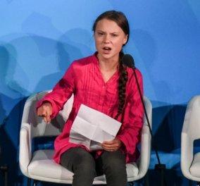 Ο Ντόναλντ Τραπ κοροϊδεύει ειρωνεύεται την 16χρονη ακτιβίστρια Γκρέτα: '' To κοριτσάκι φαίνεται ότι έχει φωτεινό μέλλον μπροστά του - Κυρίως Φωτογραφία - Gallery - Video