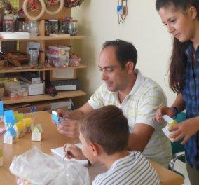 Δήλωσε κι εσύ συμμετοχή στην Εβδομάδα Οικογενειακού Εθελοντισμού που διοργανώνει  «Το Χαμόγελο του Παιδιού» - Κυρίως Φωτογραφία - Gallery - Video