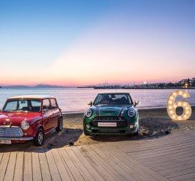 MINI 60 Years Anniversary: Εορταστική εκδήλωση για τα εξήντα χρόνια της ιστορικής μάρκας (φωτό) - Κυρίως Φωτογραφία - Gallery - Video