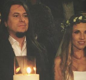 Ευρυδίκη-Μπομπ Κατσώνης: Παντρεύτηκαν σε μια εντυπωσιακή τελετή στο Πόρτο Ράφτη – Το Το  νυφικό διά χειρός Κουδουνάρη (φωτό) - Κυρίως Φωτογραφία - Gallery - Video