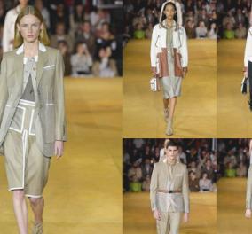 O οίκος Burberry με τον νέο του σχεδιαστή, Ρικάρντο Τίσι εντυπωσίασαν με το ντεφιλέ, στην Εβδομάδα Μόδας του Λονδίνου (φωτό) - Κυρίως Φωτογραφία - Gallery - Video