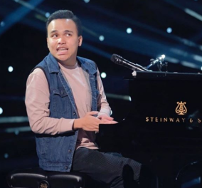 Τυφλός & αυτιστικός πιανίστας ο νικητής του Αμερική έχεις ταλέντο – Κέρδισε 1 εκατ. δολάρια (φωτό & βίντεο)  - Κυρίως Φωτογραφία - Gallery - Video