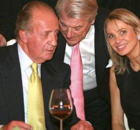 """Γιγαντώνεται το σκάνδαλο στην Ισπανία: Πρώην ερωμένη του βασιλιά Κάρλος κατέθεσε ότι ο μονάρχης πήρε """"μίζα"""" (φώτο) - Κυρίως Φωτογραφία - Gallery - Video"""