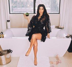 Ξανά μαζί η 40χρονη Kourtney Kardashian με τον 26χρονο Μπενζεμά που την απάτησε – Οι φωτό! - Κυρίως Φωτογραφία - Gallery - Video