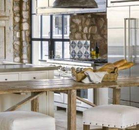 15 πανέμορφες κουζίνες που φέρνουν τη φύση στο σπίτι σας - Η απλότητα σε όλο της το μεγαλείο (Φωτό) - Κυρίως Φωτογραφία - Gallery - Video