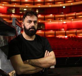 Κωνσταντίνος Ρήγος: Ο νέος πρόεδρος της κρατικής σχολής χορού - Ποιος είναι  - Κυρίως Φωτογραφία - Gallery - Video