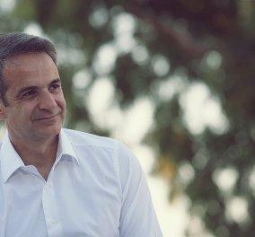 Νέα δημοσκόπηση MRB: Μπροστά με 14 μονάδες η ΝΔ, Μητσοτάκης 63,1% υπέρ του, οι 3 δημοφιλέστεροι Υπουργοί - Κυρίως Φωτογραφία - Gallery - Video
