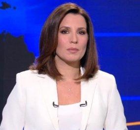 Εντυπωσιακή η Νίκη Λυμπεράκη στην πρεμιέρα της στο κεντρικό δελτίο ειδήσεων του Open (βίντεο) - Κυρίως Φωτογραφία - Gallery - Video