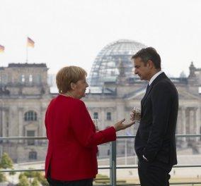 Ελληνογερμανικό Επιμελητήριο: Ισχυρή η συνεργασία Ελλάδας - Γερμανίας πάνω σε μια πλατφόρμα επενδύσεων και μεταρρυθμίσεων - Κυρίως Φωτογραφία - Gallery - Video