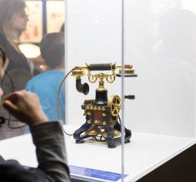 Μουσείο Τηλεπικοινωνιών Ομίλου OTE: Μία εμπειρία που θα συναρπάσει μικρούς και μεγάλους! - Κυρίως Φωτογραφία - Gallery - Video