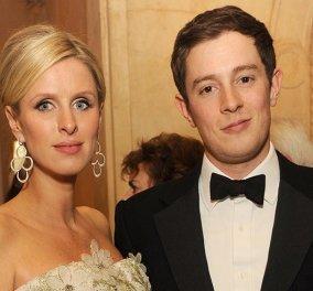 """Όταν σε λένε Nicky Hilton & παντρεύεσαι έναν Rothschild είσαι κάτι σαν """"γαλαζοαίματη"""" του πλούτου - Τι φόρεσε το κορίτσι μας στο κάλεσμα; (φώτο) - Κυρίως Φωτογραφία - Gallery - Video"""