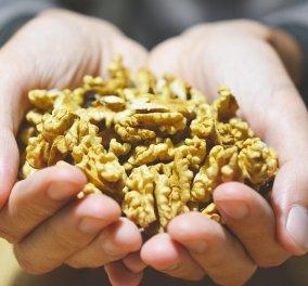 Παγκόσμιο συνέδριο καρδιολογίας: Όσοι τρώνε ξηρούς καρπούς, έχουν μικρότερο καρδιαγγειακό κίνδυνο – Πόσα γραμμάρια την ημέρα; - Κυρίως Φωτογραφία - Gallery - Video