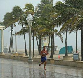 Συγκλονιστικές φωτό & βίντεο από τον τυφώνα Dorian που ''ρούφηξε'' τις Μπαχάμες – Ένας νεκρός και 1,5 εκατ. άνθρωποι εγκαταλέιπουν τα σπίτια τους - Κυρίως Φωτογραφία - Gallery - Video