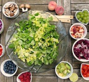 Auτά είναι τα 10 tips για έναν πιο υγιεινό τρόπο διατροφής - Κυρίως Φωτογραφία - Gallery - Video