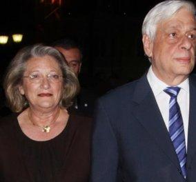 Σίσσυ Παυλόπουλος: Η σύζυγος του Προέδρου της Δημοκρατίας μίλησε και το βαλς για δυο που χορεύει χρονιά με τον Προκόπη (βίντεο) - Κυρίως Φωτογραφία - Gallery - Video