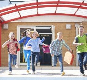 """Αντίστροφη μέτρηση για το """"πρώτο κουδούνι"""" στο σχολείο - Τι αλλάζει - Πόσο θα κοστίσει φέτος η σχολική τσάντα - Κυρίως Φωτογραφία - Gallery - Video"""