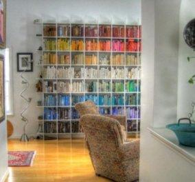 Πως να μεταμορφώσετε έναν άδειο τοίχο; Ο Σπύρος Σούλης μας δείχνει 9 τρόπους που μπορείς! - Κυρίως Φωτογραφία - Gallery - Video