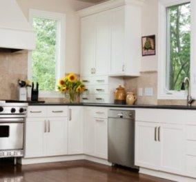 Ο Σπύρος Σούλης μας δείχνει πως να ανανεώσουμε τα ντουλάπια στην κουζίνα μας - Κυρίως Φωτογραφία - Gallery - Video