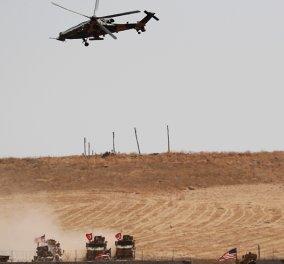 Η Τουρκία άνοιξε πόλεμο: Εδώ & τρεις ώρες βομβαρδίζει τη Συρία - Φόβοι για πολλούς άμαχους νεκρούς (φώτο & Live Video) - Κυρίως Φωτογραφία - Gallery - Video