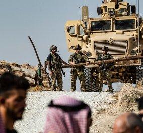 Παγκόσμια κατακραυγή για την τουρκική εισβολή στη Συρία - Ευρώπη & Αμερική ζητούν από τον Ερντογάν να σταματήσει την επίθεση  - Κυρίως Φωτογραφία - Gallery - Video