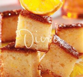 Η Ντίνα Νικολάου φτιάχνει την πιο τέλεια πορτοκαλόπιτα: Θα αρέσει σε όλους!  - Κυρίως Φωτογραφία - Gallery - Video