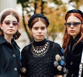 Η αποθέωση της στέκας: Δείτε πως την συνδυάζουν με τα ρούχα τους τα fashion girls της Γαλλίας (φώτο)  - Κυρίως Φωτογραφία - Gallery - Video
