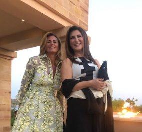Οι πρώτες φωτογραφίες πριν από την επίδειξη μόδας της Μαίρης Κατράνζου στο Ναό του Ποσειδώνα στο Σούνιο  - Κυρίως Φωτογραφία - Gallery - Video