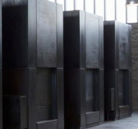 Στη Ριτσώνα το πρώτο αποτεφρωτήριο νεκρών στην Ελλάδα - Κυρίως Φωτογραφία - Gallery - Video