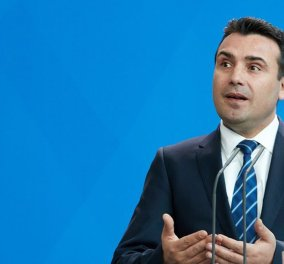 Ζόραν Ζάεφ: Με το «όχι» των Ευρωπαίων δεν μπορούμε να υλοποιήσουμε τη Συμφωνία των Πρεσπών - Θα την παγώνουμε - Κυρίως Φωτογραφία - Gallery - Video