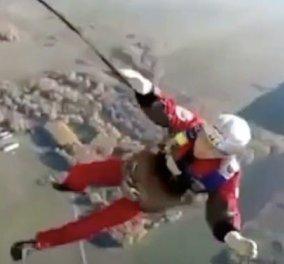 Βίντεο: Η στιγμή που Ρώσος νοσοκόμος πέφτει από αεροπλάνο & βρίσκει τραγικό θάνατο – Κανένα από τα 2 αλεξίπτωτα δεν άνοιξε - Κυρίως Φωτογραφία - Gallery - Video