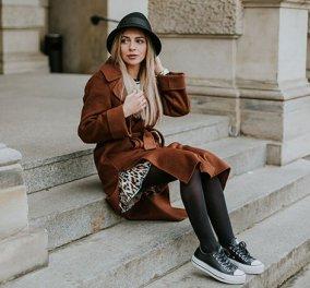 Τι πανωφόρια θα φορεθούν φέτος τον Χειμώνα; Υπέροχα παλτά & μπουφάν σε απίθανα κλικς - Φώτο  - Κυρίως Φωτογραφία - Gallery - Video