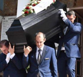 """Συγκίνηση και θλίψη στο """"τελευταίο αντίο"""" στον """"Αποδυτηριάκια"""" - Ο δημοσιογραφικός & αθλητικός κόσμος παρών στην κηδεία του Κώστα Καίσαρη (φώτο)  - Κυρίως Φωτογραφία - Gallery - Video"""