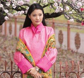 Η ωραιότερη & νεότερη Βασίλισσα στον κόσμο - Η Τζετσούν του Μπουτάν, έβαλε κάτω όλες τις Ευρωπαίες με την εμφάνισή της (φωτό) - Κυρίως Φωτογραφία - Gallery - Video