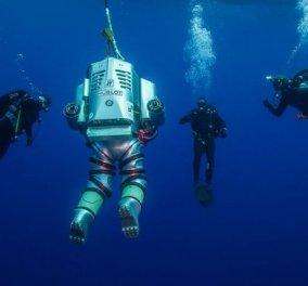 Εντυπωσιακά νέα ευρήματα της υποβρύχιας αρχαιολογικής έρευνας στο ναυάγιο των Αντικυθήρων - Φώτο  - Κυρίως Φωτογραφία - Gallery - Video