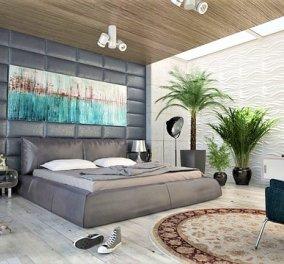 Το eirinika παρουσιάζει 20+ ιδέες για το πιο ονειρεμένο υπνοδωμάτιο - Θα αλλάξει η διάθεση σας! Φώτο  - Κυρίως Φωτογραφία - Gallery - Video