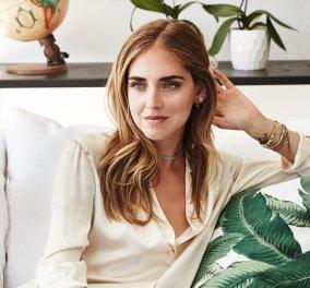 """Το """"casual look"""" της Κιάρα Φεράνι μόνο """"καθημερινό"""" δεν είναι -Δείτε την διάσημη fashion blogger με outfit για """"κόκκινο χαλί"""" (φώτο) - Κυρίως Φωτογραφία - Gallery - Video"""