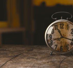 Αλλαγή ώρας 2019: Την Κυριακή γυρνάμε τα ρολόγια μία ώρα πίσω - Κυρίως Φωτογραφία - Gallery - Video