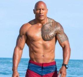 """Χαχαχα! Λίγο αστεία η διαφορά τότε & τώρα για τον Dwayne """"The Rock"""" Johnson (φωτό) - Κυρίως Φωτογραφία - Gallery - Video"""