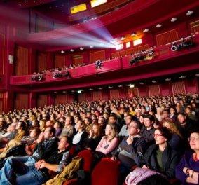 Η Cosmote Tv μεγάλος χορηγός του επετειακού 60ου Διεθνούς Φεστιβάλ Κινηματογράφου Θεσσαλονίκης - Κυρίως Φωτογραφία - Gallery - Video