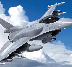 Συγκίνησε ο πιλότος του F-16: «Τούτος εδώ ο λαός δεν γονατίζει παρά μονάχα μπροστά στους νεκρούς του» (βίντεο) - Κυρίως Φωτογραφία - Gallery - Video