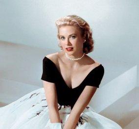 Vintage φωτό της μοναδικής Γκρέις Κέλι: Με μαγιό αλλά & στον Λευκό Οίκο σε άψογο στυλ, χαιρετά την Τζάκι - Κυρίως Φωτογραφία - Gallery - Video