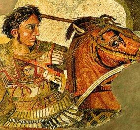 Από τι πέθανε τελικά ο Μέγας Αλέξανδρος; - Όλα τα σενάρια του θανάτου του - Κυρίως Φωτογραφία - Gallery - Video