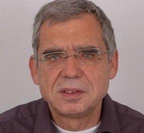"""Πέθανε ο δημοσιογράφος Κώστας Καίσαρης - Έγραψε ιστορία στον αθλητικό τύπο ως """"Αποδυτηριάκιας"""" - Κυρίως Φωτογραφία - Gallery - Video"""