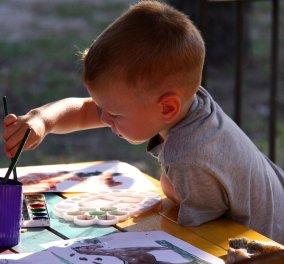 Μουσείο Ελληνικής παιδικής τέχνης: Νέο 4μηνο εικαστικό εργαστήριο για παιδιά 5-11 ετών - Κυρίως Φωτογραφία - Gallery - Video