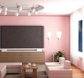 Υπέροχα ροζ δωμάτια που θα σε εντυπωσιάζουν & και θα σε κάνουν να θέλεις να αλλάξεις το χρώμα του σπιτιού σου (φωτό) - Κυρίως Φωτογραφία - Gallery - Video