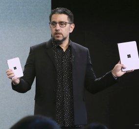 Η Microsoft ξανά χτυπά: Φωτό & βίντεο από νέα υπέρ σύγχρονα μοντέλα κινητών & tablet - Κυρίως Φωτογραφία - Gallery - Video