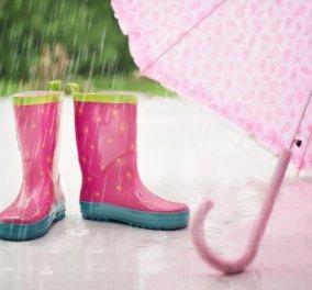 Βροχές και καταιγίδες την Παρασκευή - Πότε θα βελτιωθεί ο καιρός;  - Κυρίως Φωτογραφία - Gallery - Video